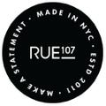 Rue107 Logo