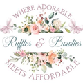Ruffles and Bowties Bowtique Logo