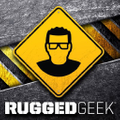 Rugged Geek Logo