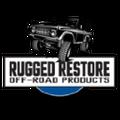Rugged Restore Logo