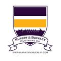 Rupert and Buckley Logo