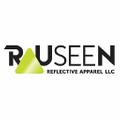 RUSEEN Reflective Apparel Logo