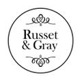 Russet & Gray Logo