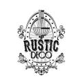 Rustic Deco Incorporated USA Logo