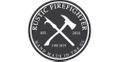 Rustic Firefighter logo