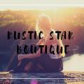 RusticStar Boutique Logo
