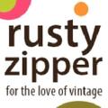 Rusty Zipper Logo