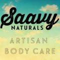 Saavy Naturals Logo