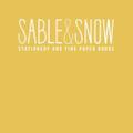 sableandsnow Logo