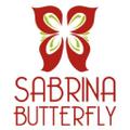 Sabrina Butterfly Canada Logo