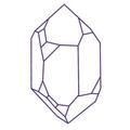Sacred Gemstone Logo