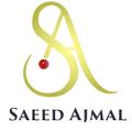 Saeed Ajmal Logo