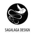 Sagalaga Design Finland Logo