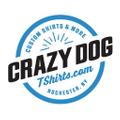 CrazyDog T-Shirts Logo