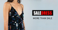 Sale Dress Logo