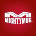 The Mighty Mug Logo