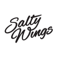 Salty Wings logo