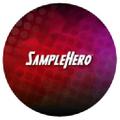 SampleHero Logo