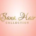 Sana hair collection USA Logo
