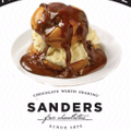 Sanders Candy Logo