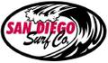 San Diego Surf Logo
