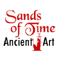 Sands Of Time Ancient Art Logo