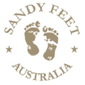 Sandy Feet Australia Logo