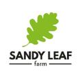 Sandy Leaf Farm Logo