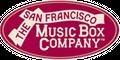 San Francisco Music Box logo