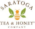 Saratoga Tea & Honey Logo