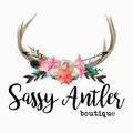 Sassy Antler Boutique Logo