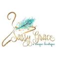 Sassy Grace * A Unique Boutique Logo