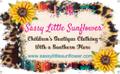 Sassy Little Sunflower Logo