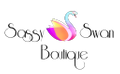 Sassy Swan Boutique Logo