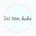 Sat Nam babe Logo
