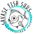 Savage Fish Suds Logo