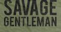 Savage Gentleman Logo