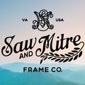 Saw & Mitre Frame Co. USA Logo