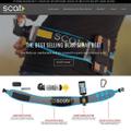 Scat Belt | Best Bear Spray Belt  Logo