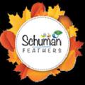 Schuman Feathers USA Logo
