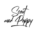 Scout and Poppy Logo