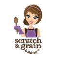 Scratch & Grain Baking Co Logo