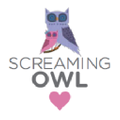 ScreamingOwl Home Logo