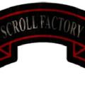 Scroll Factory Logo
