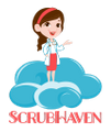 Scrub Haven Logo