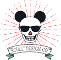 Scull Squared Logo