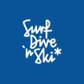 Surf Dive 'n Ski Australia Logo