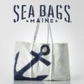 Sea Bags Maine Logo