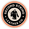 Second String Leather Company Logo