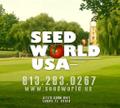 Seed World USA Logo